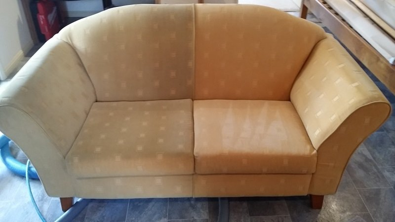 Upholstery Cleaning 7