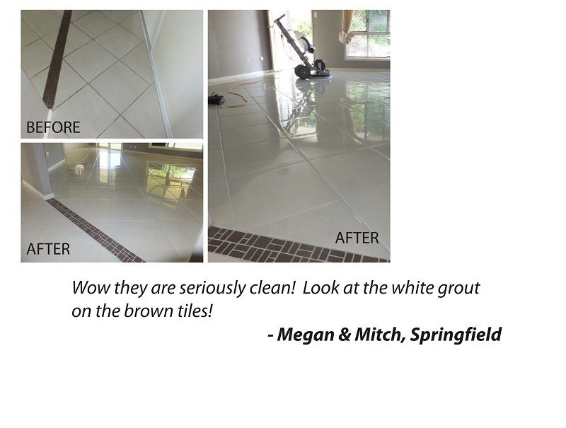 Tile and Grout Cleaning 15