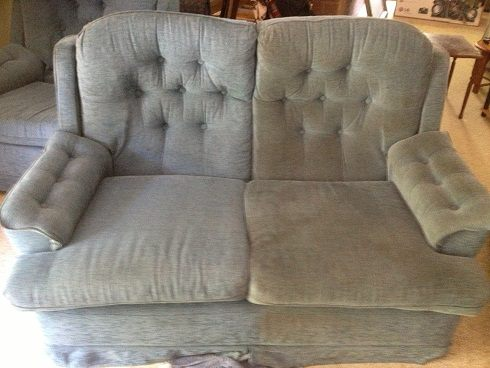 Upholstery Cleaning 6