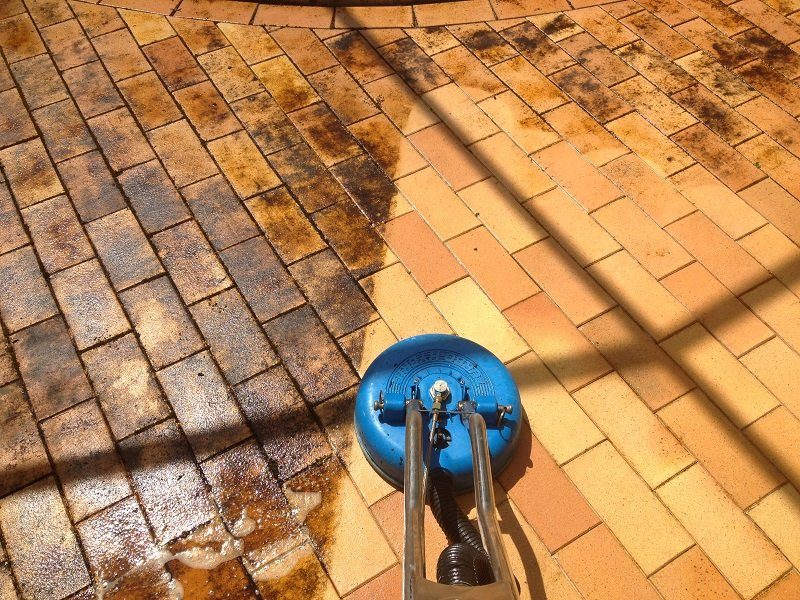 Tile and Grout Cleaning 1