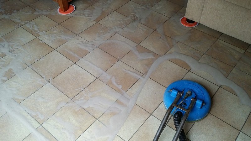 Tile and Grout Cleaning 4