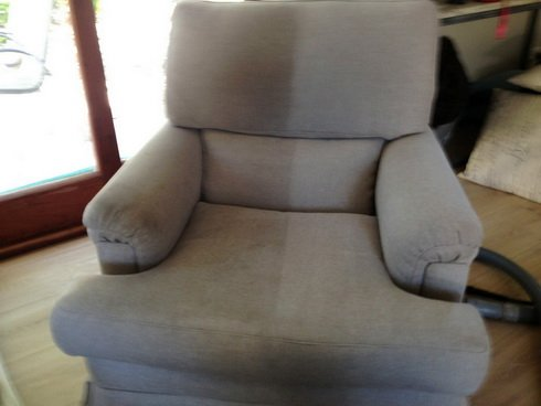 Upholstery Cleaning 3